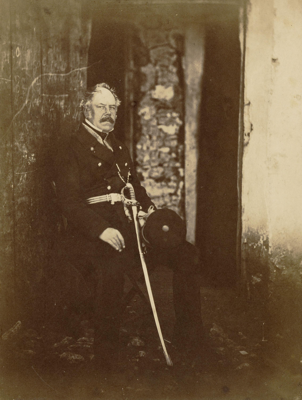 Major General Lockyer